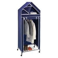 simple ideas portable closet 53 storage organizer wardrobe clothes
