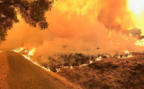 Wildfire Map Mariposa by Whittier Fire Near Lake Cachuma Grows To 7 800 Acres The Tribune