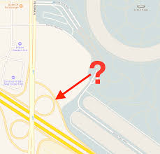 Maps Google Com San Jose by Apple Changed The Maps Icon To Show Its New Spaceship Campus The