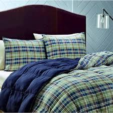 Masculine Bedding Plaid Bedspreads Queen Bedding Bed Linen
