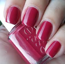 essie very cranberry nail polish i own pinterest essie