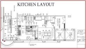 how to plan layout of kitchen restaurant kitchen layout plan sawdegh pinterest commercial design