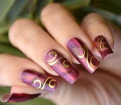 two color nail art designs choice image nail art designs