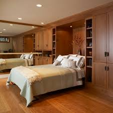 murphy bed designs bedroom contemporary with bamboo flooring barre