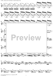 the four seasons no 3 autumn violin sheet for