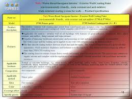 Water Based Interior Paint Nali Water Based Inorganic Ppt Video Online Download
