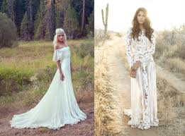 cool wedding dresses hippie wedding dresses a cool choice theme women