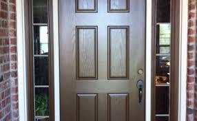 Exterior Metal Paint - door tutorial how to get custom front door amazing metal door