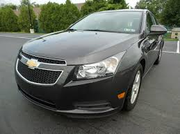 chevrolet cruze 2014 manual pre owned 2014 chevrolet cruze 1lt 4dr car in hermitage 73611a