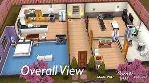 Easy To Build Small House Plans by Sims Freeplay My Small U0026 Simple House Youtube