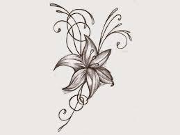 drawings of flowers learn language me