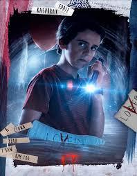 eddie halloween horror nights jack grazer is eddie kaspbrak it itmovie it2017 tv shows