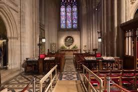 National Cathedral Interior Washington National Cathedral January 2016 Becoggins