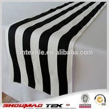 black white striped table runner newest high quality black white striped table runner buy black