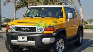 Next Fj Cruiser For Sale Toyota Fj Cruiser Agency Maintained 100 Accident Free