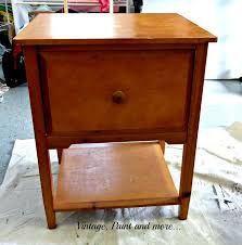 Vintage Nightstands Vintage Nightstands Vintage Paint And More