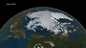2016 by Nasa Monitors U0027new Normal U0027 Of Sea Ice Nasa
