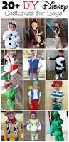20 diy disney costumes for boys so many great ideas disney