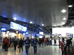 rogers arena guide itinerant fan