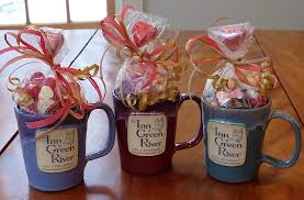 gift mugs with candy a candy filled mug for your at the inn at green