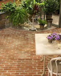 faux brick painting martha stewart