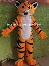 online get cheap tiger mascot costume for kids aliexpress com