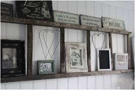 wooden ladder bookshelf diy barn wood ladder shelves rustic wooden