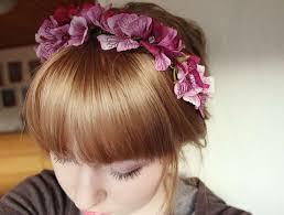 flower headbands diy diy floral headbands diy floral headbands