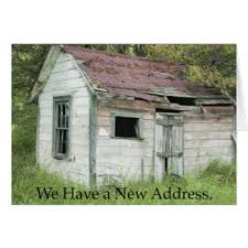 change of address greeting cards zazzle