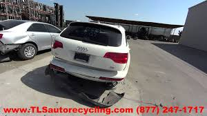 Audi Q7 2007 - 2007 audi q7 parts for sale save up to 60 youtube
