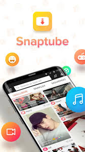 youtube downloader snaptube for android free download