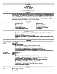 Sample Resumes For Lawyers by Sample Lawyer Resume Resume Cv Cover Letter Sample Resumes For