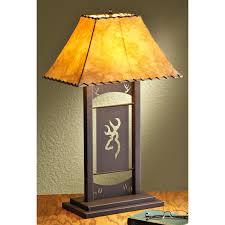 Browning Home Decor Browning Buckmark Table Lamp 156548 Lighting At Sportsman U0027s Guide