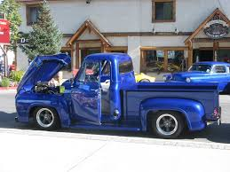 1952 Ford Truck Vintage Air - this