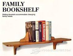 Woodworking Plans Bookshelves by Wall Shelf Plans Woodworking Plans And Projects Woodarchivist
