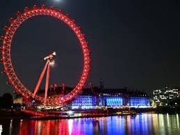 Valentine     s Day at the London Eye Time Out