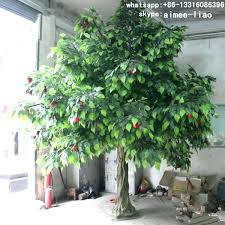 artificial plants for outdoors small evergreen trees outdoor