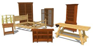 woodworking design with sketchup luxury brown woodworking design