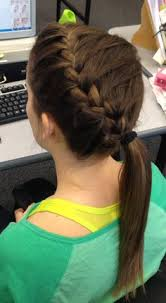 Cute Sporty Hairstyles Cute Volleyball Hair U2026 Pinteres U2026