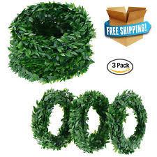 leaf garland ebay