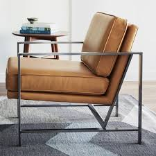 West Elm Armchair West Elm Workspace 15 Industrial Industrial Office Furniture