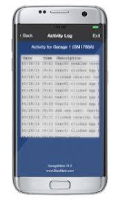 android garage door opener garagemate garage door opener android apps on play
