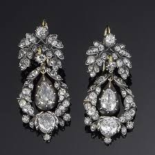 diamond chandelier earrings best 25 diamond chandelier earrings ideas on