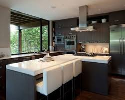 awesome kitchen design with green and white cabinet kitchen
