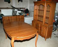 Dining Room Sets With China Cabinet Great China Cabinets By Bassett Furniture And 196263 Bassett