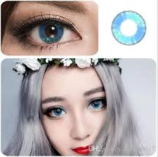 qualified colorful cosmetic contact lenses eyes