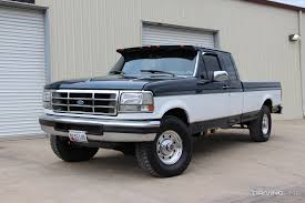 97 Ford Diesel Truck - power stroke sleepers 5 stock appearing fords that pack big