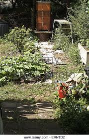 Backyard Beehive Beehive Garden Stock Photos U0026 Beehive Garden Stock Images Alamy