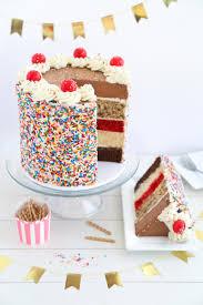 ultimate sampler cake sprinkle bakes