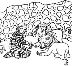 daniel and the lions den clipart clipart suggest